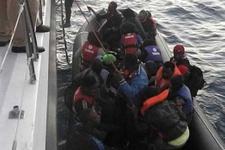Didim'de tekne battı 29 kişi kayıp