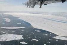 Kuzey Buz Denizi'nde buz hacmi büyüyor