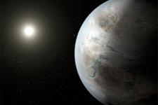 NASA sonunda açıkladı dünyaya benzeyen gezegen bulundu