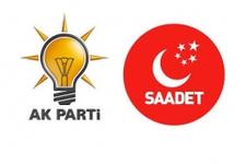 Saadet, AK Parti ittifakı için karar verdi!