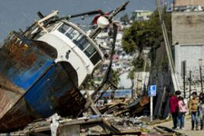 Şili'de deprem sonrası olağanüstü hâl