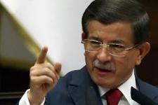 Davutoğlu: İstifa eden HDP'liler ellerine verilen metni okudu