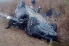 TEM'de feci kaza! Aynı aileden 4 kişi öldü