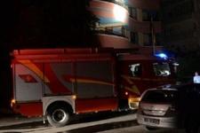 Ukrayna  Ankara Büyükelçiliğinde yangın