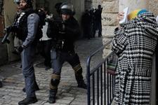 İsrail yine terör estirdi