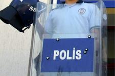 Polis polisi bacağından vurdu