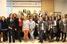Devlet himayesindeki kızlara gönüllü eğitim!
