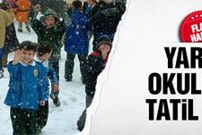 Yarın okullar tatil mi 4 Ocak 2016 okul var mı?