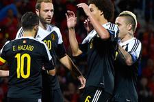 Belçika Euro 2016 biletini cebine koydu