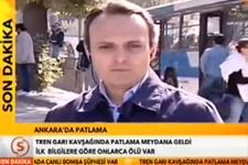 STV muhabiri provokasyon var dedi yayından alındı