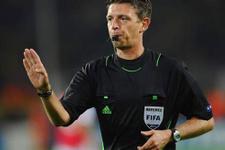 Türkiye İzlanda maçına İtalyan hakem