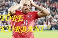 Türkiye  İzlanda maçı capsleri