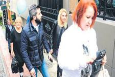 Ece Erken ve Serkan Uçar sokak ortasında kavga etti