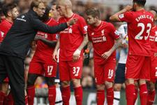 Klopp'lu Liverpool 1 puanla başladı!