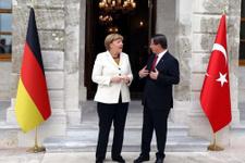 Almanya Başbakanı Angela Merkel İstanbul'da!