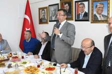 CHP'li vekillerin Erdoğan fotoğrafı olay oldu