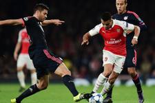 Arsenal Bayern Münih'i devirdi