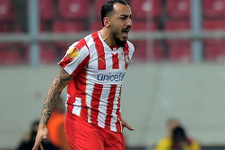 Mitroglou'dan Galatasaray'a şok küfür!