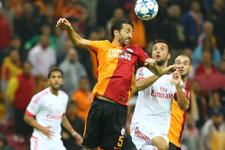 Galatasaray Benfica maçının özeti ve golleri