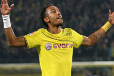 Aubameyang Dortmund'u uçurdu