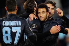 Lazio 3 attı 3 aldı
