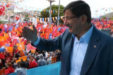 Başbakan Davutoğlu'ndan İzmir'e büyük müjde!