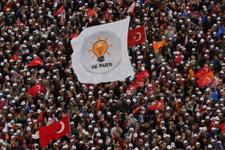 AK Parti büyük İstanbul mitingi