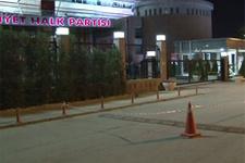 CHP Genel Merkezi önüne hareketli anlar