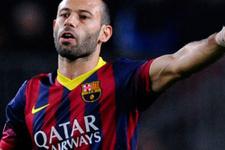 Barcelona'da Mascherano'ya kötü haber