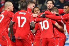 Liverpool tek golle çeyrek finale!