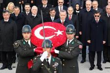 Devlet Erkanı Cumhuriyet Bayramı'nı böyle kutladı