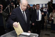MHP'ye ağır darbe HDP artık üçüncü parti