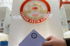 1 Kasım seçim sonuçları YSK açıklama