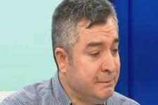 Oktay Usta canlı yayında gözyaşlarını tutamadı