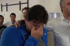 Samanyolu çalışanlarının gözyaşı dolu veda anı!