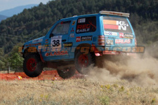 Safranbolu'da kazanan Team Mobil 1 oldu