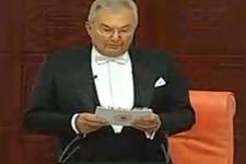 Meclis yemin töreni Baykal'dan kritik açıklamalar