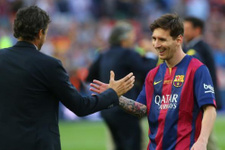 Lionel Messi derbide oynayacak mı?