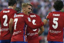 Atletico Madrid savunması aşılmıyor