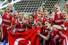 A Milli kadın basketçiler Bosna sınavında