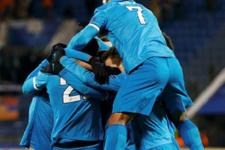 Zenit Valencia'yı eli boş gönderdi
