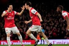 Arsenal kazandı umutlarını korudu