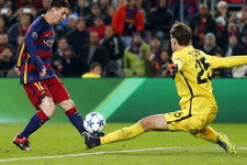 Barcelona'dan Roma'ya jeneriklik gol