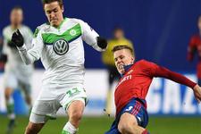 Wolfsburg CSKA'yı ateşe attı