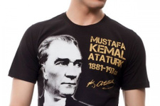 Karşıyaka taraftarı Atatürk tişörtleriyle gelecek