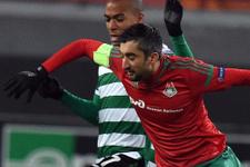 Lokomotiv Moskova'ya Sporting çelmesi