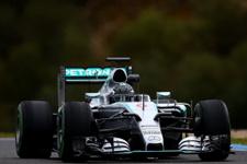 Abu Dhabi'de ilk sıra Nico Rosberg'in
