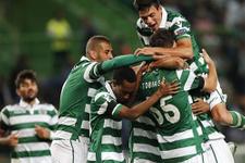 Sporting Lizbon son dakika golüyle kazandı
