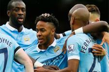 Manchester City son 16'yı garantiledi