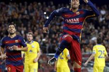 Barcelona'da Neymar şov! 3 gol...